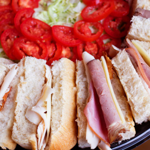 Gourmet Sandwiches | Party Tray